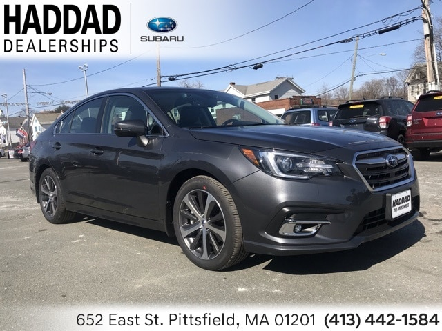New 2019 Subaru Legacy 3.6R Limited Sedan Gray Metallic in Pittsfield, MA
