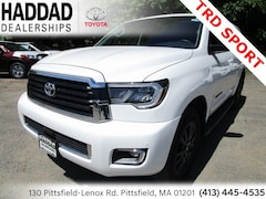 Used 2018 Toyota Sequoia TRD Sport SUV in Pittsfield, MA