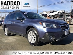 Certified Used 2018 Subaru Outback 2.5i Premium with SUV in Pittsfield, MA