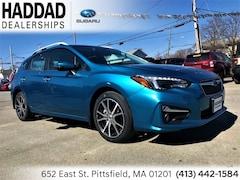 New 2019 Subaru Impreza 2.0i Limited 5-door WR Blue Pearl in Pittsfield, MA