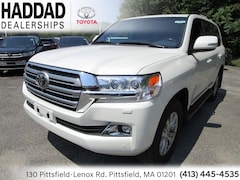 Used 2018 Toyota Land Cruiser V8 SUV in Pittsfield, MA