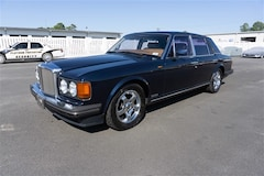 Used 1989 Bentley Mulsanne Mulsanne S Sedan BENTLEY under $15,000 for sale in Conway