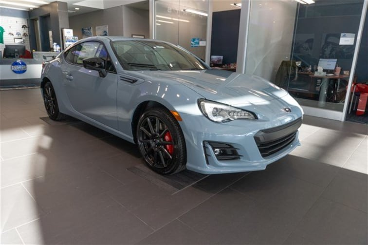 New 2019 Subaru BRZ Series.Gray Coupe for sale near Myrtle Beach
