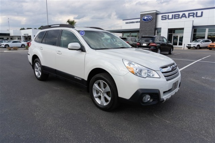 Used 2014 Subaru Outback 3.6R Limited SUV 1246A for sale near Garden City