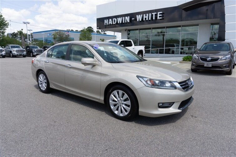 Honda Accord 2013 For Sale >> Used 2013 Honda Accord Ex Champagne Frost Pearl For Sale In