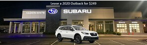 Lease a new 2020 Outback for $249/Month