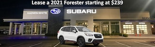 Lease a new 2021 Forester for $239/Month