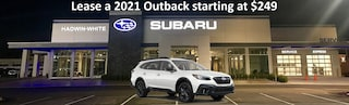 Lease a new 2021 Outback for $249/Month