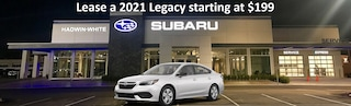 Lease a new 2021 Legacy for $199/Month
