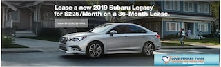 Lease a new 2019 Legacy for $225/Month