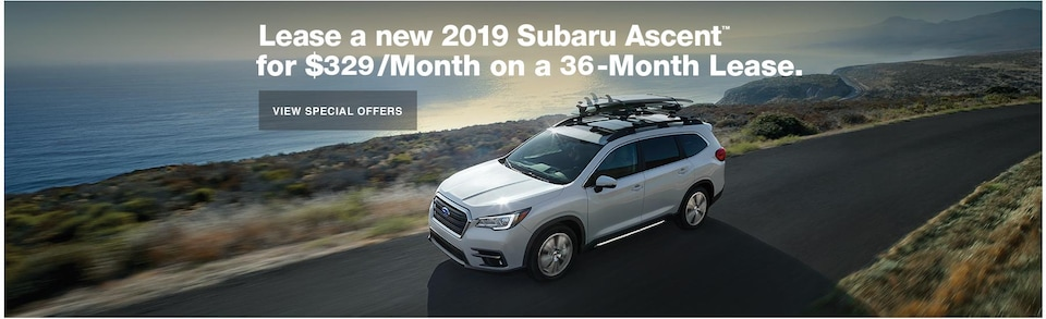 Ascent Lease Special