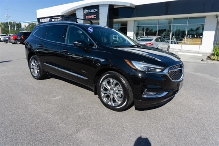 Certified Pre Owned 2019 Buick Enclave Avenir SUV P3749 for sale near Garden City