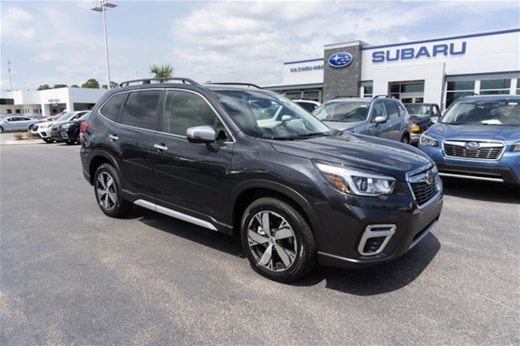 New 2019 Subaru Forester Touring SUV For Sale/Lease near Myrtle Beach