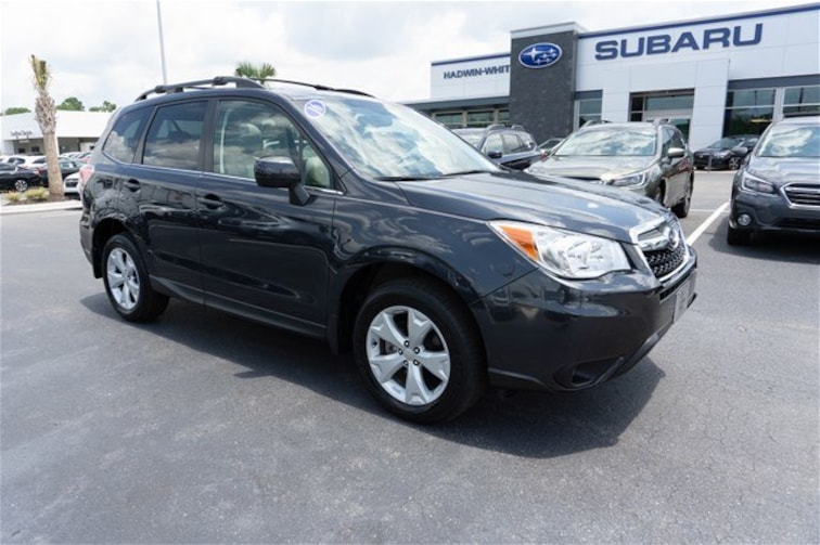 Used 2016 Subaru Forester 2.5i Limited SUV P3722 for sale near Garden City