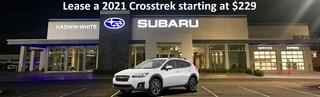 Lease a new 2021 Crosstrek for $229/Month