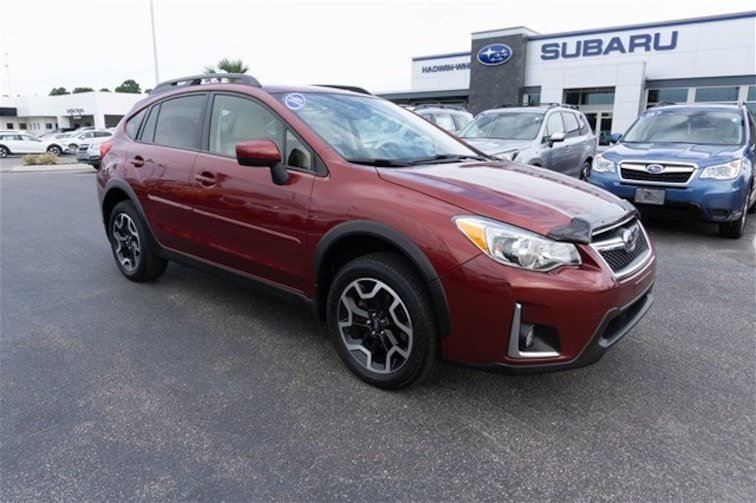 Used 2016 Subaru Crosstrek 2.0i Premium SUV 9559A for sale near Garden City