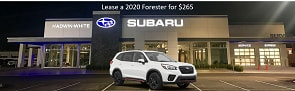 Lease a new 2020 Forester for $265/Month