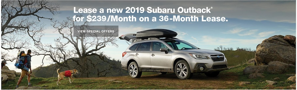 Outback Lease Special