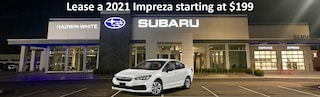 Lease a new 2021 Impreza for $199/Month