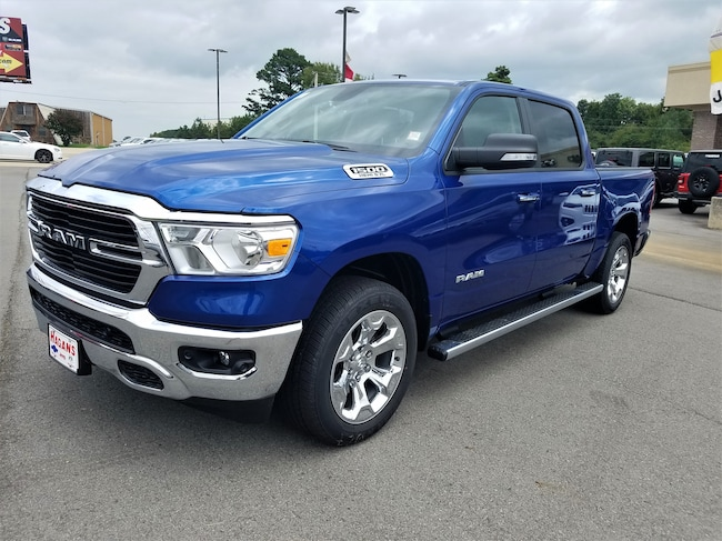New vehicle 2019 Ram 1500 BIG HORN / LONE STAR CREW CAB 4X4 5'7 BOX Crew Cab For sale near you in Morrilton, AR