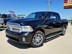 Used vehicles 2014 Ram 1500 Longhorn Truck Crew Cab for sale near you in Morrilton, AR