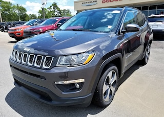 New 2018 Jeep Compass LATITUDE FWD Sport Utility for sale near you in Morrilton, AR