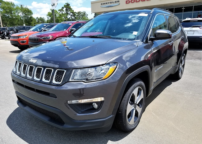 New vehicle 2018 Jeep Compass LATITUDE FWD Sport Utility For sale near you in Morrilton, AR