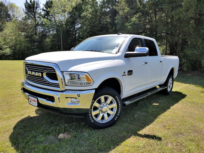 New vehicle 2018 Ram 2500 LARAMIE LONGHORN CREW CAB 4X4 6'4 BOX Crew Cab For sale near you in Morrilton, AR