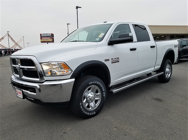 New vehicle 2018 Ram 2500 TRADESMAN CREW CAB 4X4 6'4 BOX Crew Cab For sale near you in Morrilton, AR