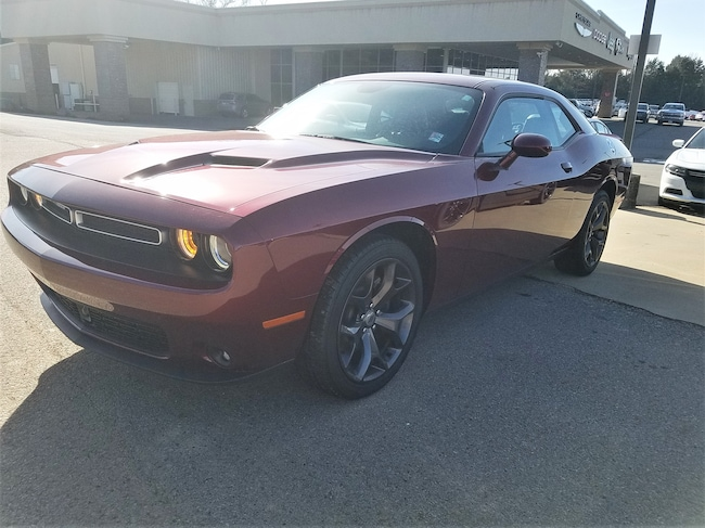 Certified pre-owned 2018 Dodge Challenger SXT Coupe for sale in Morrilton, AR