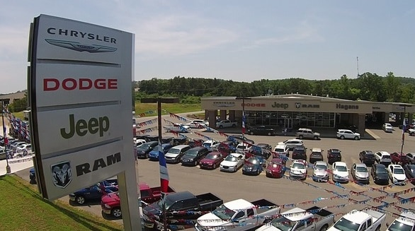 Elegant Hagans Dodge Chrysler Motors Proudly Serves The Morrilton, AR Area With A  New And Pre Owned Inventory Of Chrysler, Dodge And Jeep Vehicles.