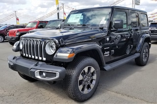 New 2018 Jeep Wrangler UNLIMITED SAHARA 4X4 Sport Utility for sale near you in Morrilton, AR