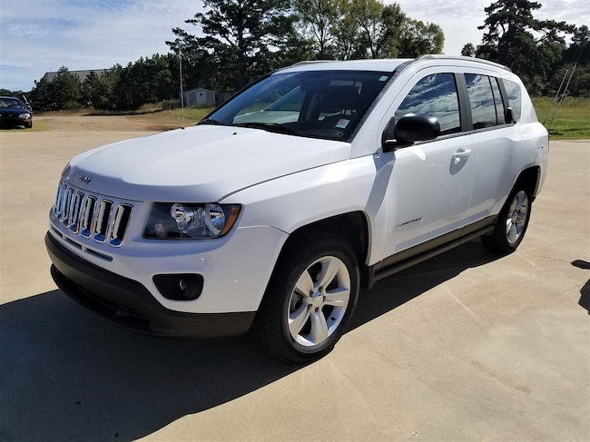 Used vehicle 2016 Jeep Compass Sport SUV for sale near you in Morrilton, AR