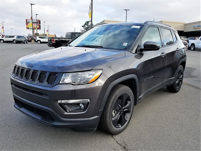 New vehicle 2019 Jeep Compass ALTITUDE FWD Sport Utility For sale near you in Morrilton, AR