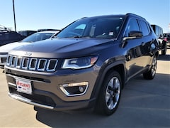 Certified Pre-Owned 2018 Jeep Compass Limited FWD SUV for sale near you in Morrilton, AR