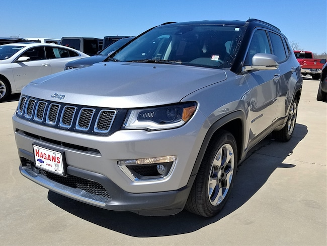Used vehicle 2018 Jeep Compass Limited FWD SUV for sale near you in Morrilton, AR