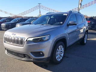 New cars, trucks, and SUVs 2019 Jeep Cherokee LATITUDE FWD Sport Utility for sale near you in Morrilton, AR