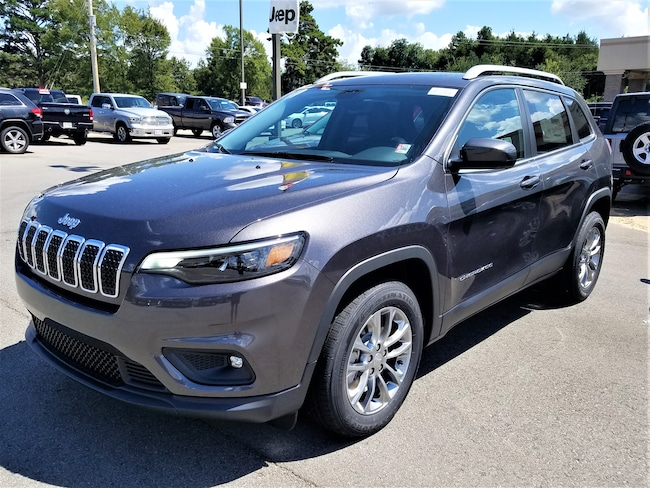 New vehicle 2019 Jeep Cherokee LATITUDE PLUS FWD Sport Utility For sale near you in Morrilton, AR