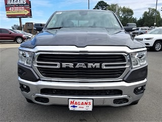 New commercial work vehicles 2019 Ram 1500 BIG HORN / LONE STAR CREW CAB 4X4 5'7 BOX Crew Cab for sale near you in Morrilton, AR