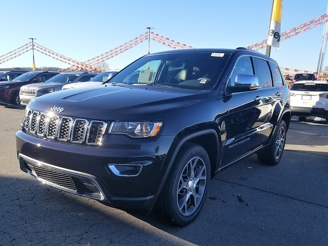 New vehicle 2019 Jeep Grand Cherokee LIMITED 4X2 Sport Utility For sale near you in Morrilton, AR