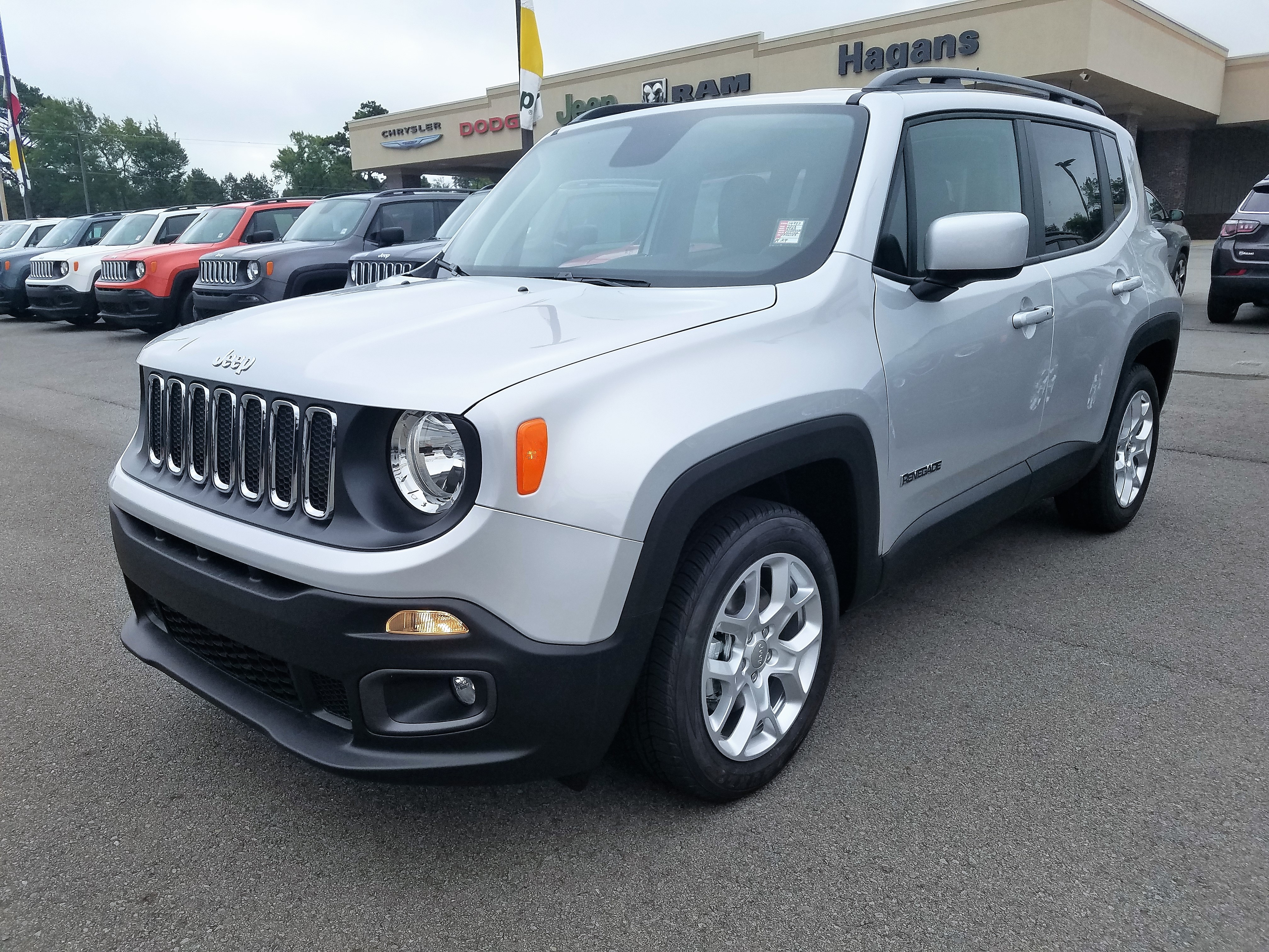 Featured 2018 Jeep Renegade Latitude for sale near you in Morrilton, AR