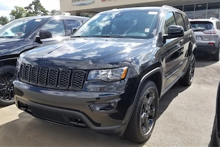 New 2018 Jeep Grand Cherokee UPLAND 4X4 Sport Utility for sale near you in Morrilton, AR