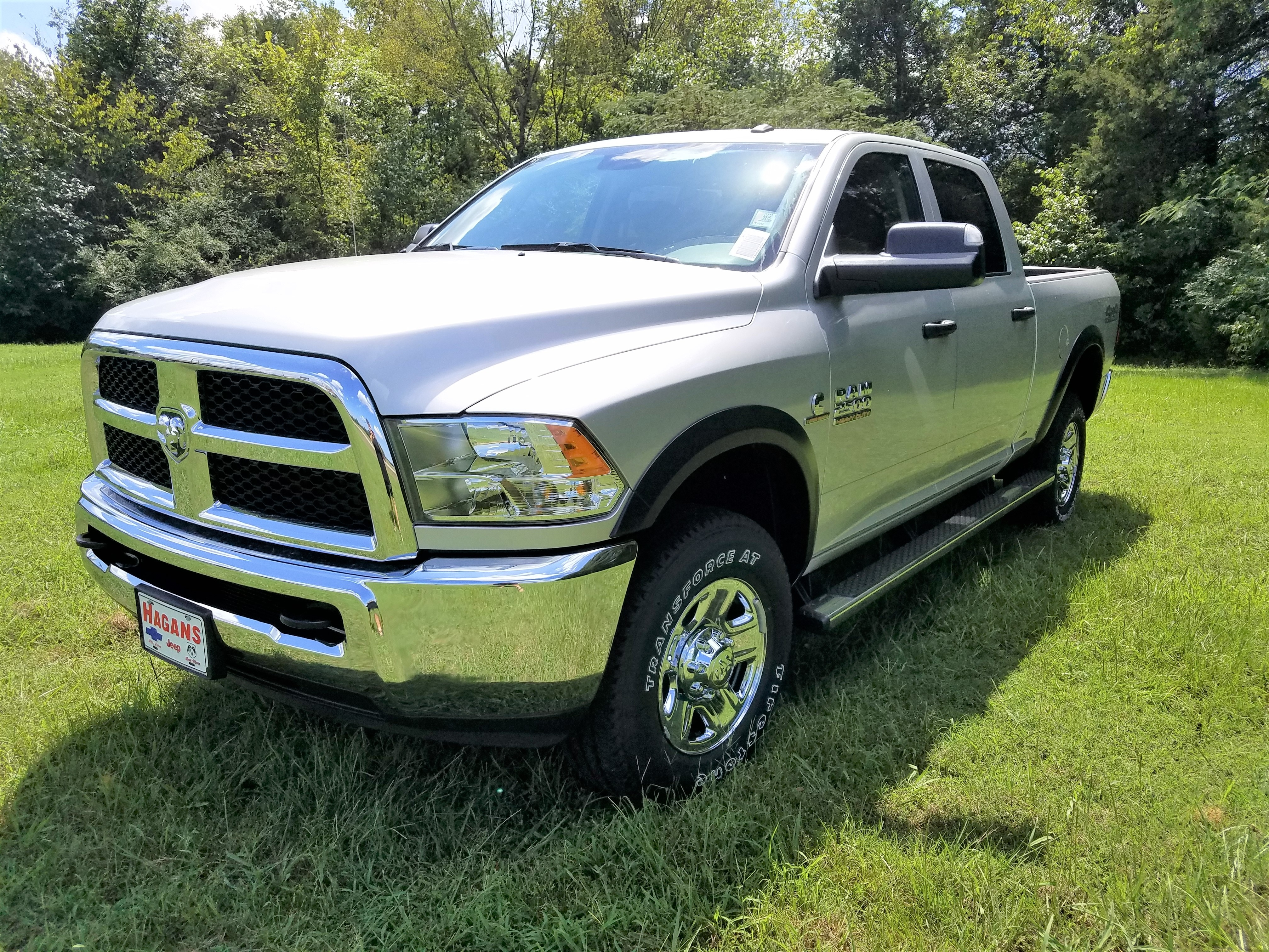 Featured New 2018 Ram 2500 TRADESMAN CREW CAB 4X4 6'4 BOX Crew Cab for sale near you in Morrilton, AR