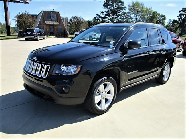 Certified pre-owned 2017 Jeep Compass Sport 4x4 SUV for sale in Morrilton, AR