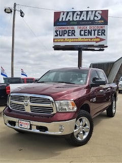 Certified Pre-Owned 2016 Ram 1500 Big Horn for sale near you in Morrilton, AR