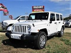2016 Jeep Wrangler JK Unlimited Sahara 4x4 SUV for sale near you in Morrilton, AR
