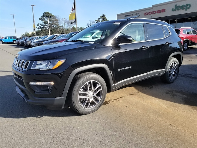 New vehicle 2019 Jeep Compass SUN & WHEEL FWD Sport Utility For sale near you in Morrilton, AR