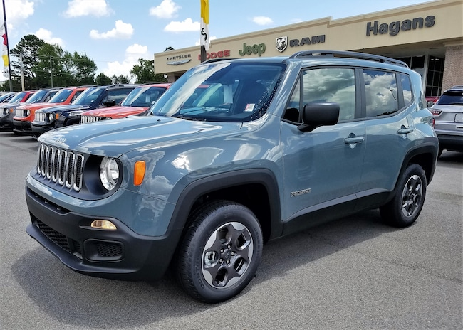 New vehicle 2018 Jeep Renegade SPORT 4X4 Sport Utility For sale near you in Morrilton, AR