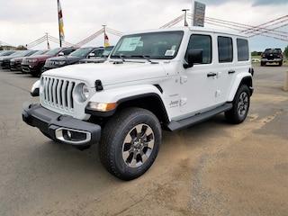 New cars, trucks, and SUVs 2018 Jeep Wrangler UNLIMITED SAHARA 4X4 Sport Utility for sale near you in Morrilton, AR