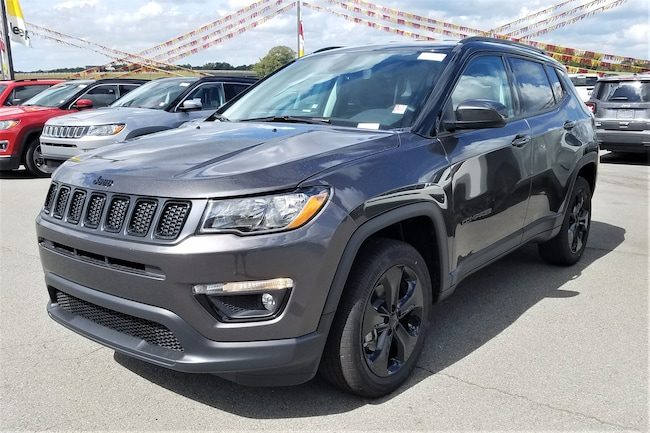 New vehicle 2019 Jeep Compass ALTITUDE 4X4 Sport Utility For sale near you in Morrilton, AR